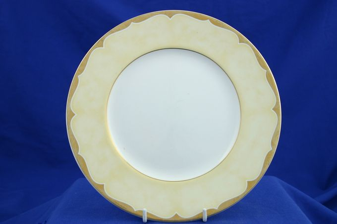 Marks & Spencer Gold Arabesque Dinner Plate 10 3/4""