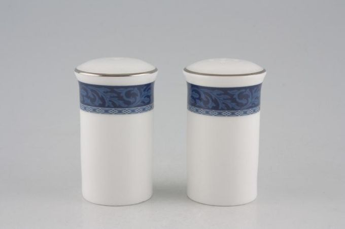 Marks & Spencer Hampton Salt and Pepper Pot Set Stock clearance offer. Some seconds.