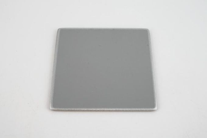 "Marks & Spencer Platinum - Home Series Coaster Platinum Colour with Cork Backing 4"""