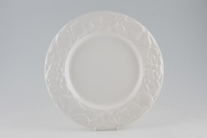 Marks & Spencer White Embossed
