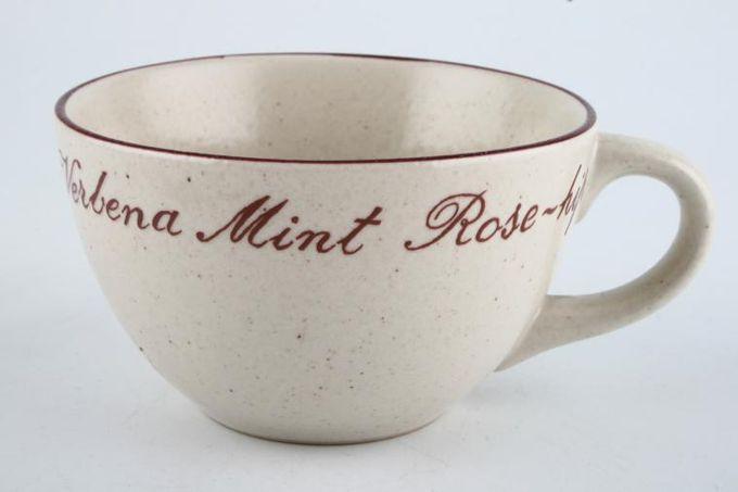 "Marks & Spencer Bouquet Garni Teacup 3 7/8 x 2 3/8"""
