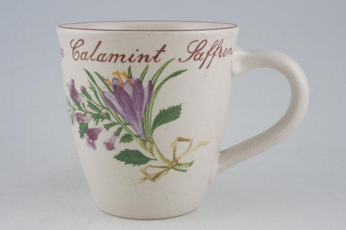 Marks & Spencer Bouquet Garni Mug 3 3/4 x 3 7/8""