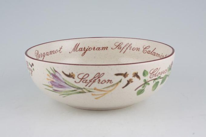 Marks & Spencer Bouquet Garni Soup / Cereal Bowl 6 1/4""