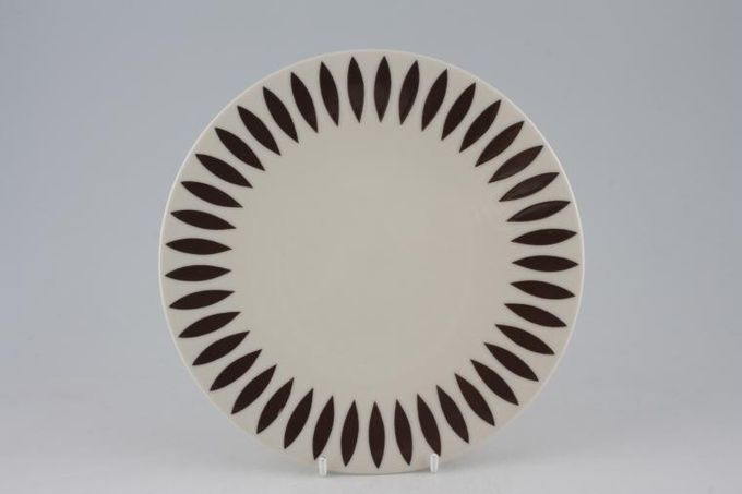 Marks & Spencer Andante Leaves Starter / Salad / Dessert Plate 8""