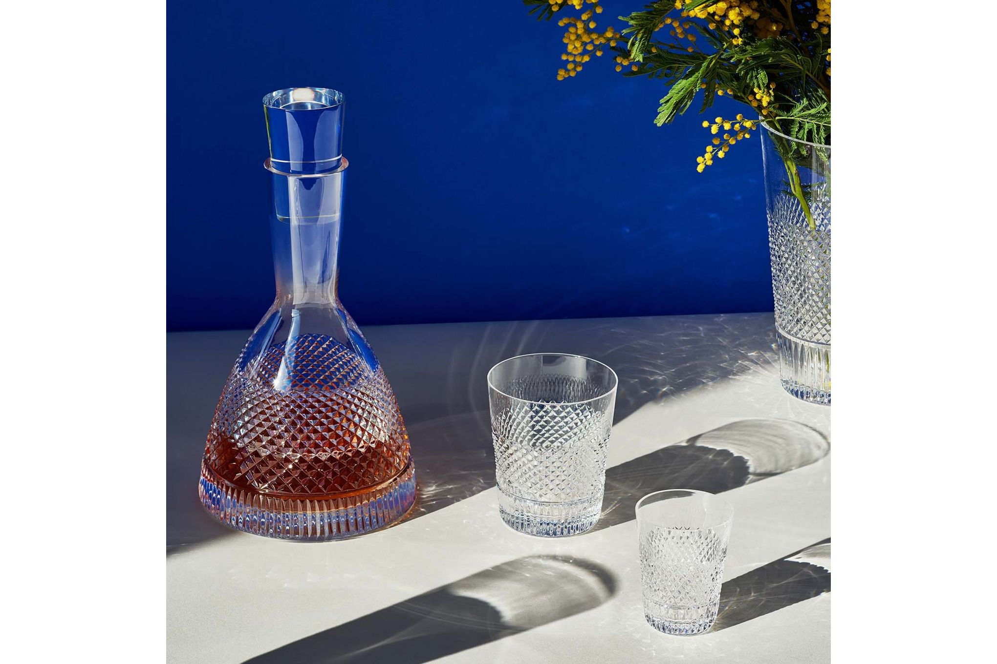 Waterford Diamond Line Vase 20cm thumb 2