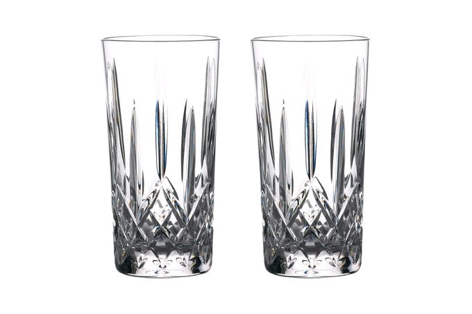 Waterford Lismore Classic Pair of Highballs