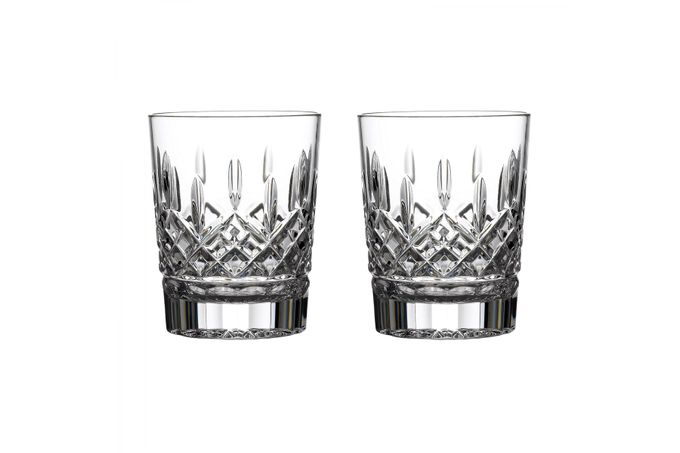 Waterford Lismore Classic Tumbler - Set of 2 Old Fashioned Tumbler 8.9 x 11.1cm