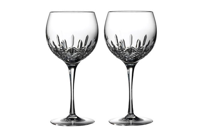 Waterford Lismore Essence Wine Glasses - Set of 2 Balloon 21.4cm