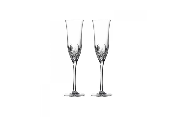 Waterford Lismore Essence Pair of Flutes 27.5cm