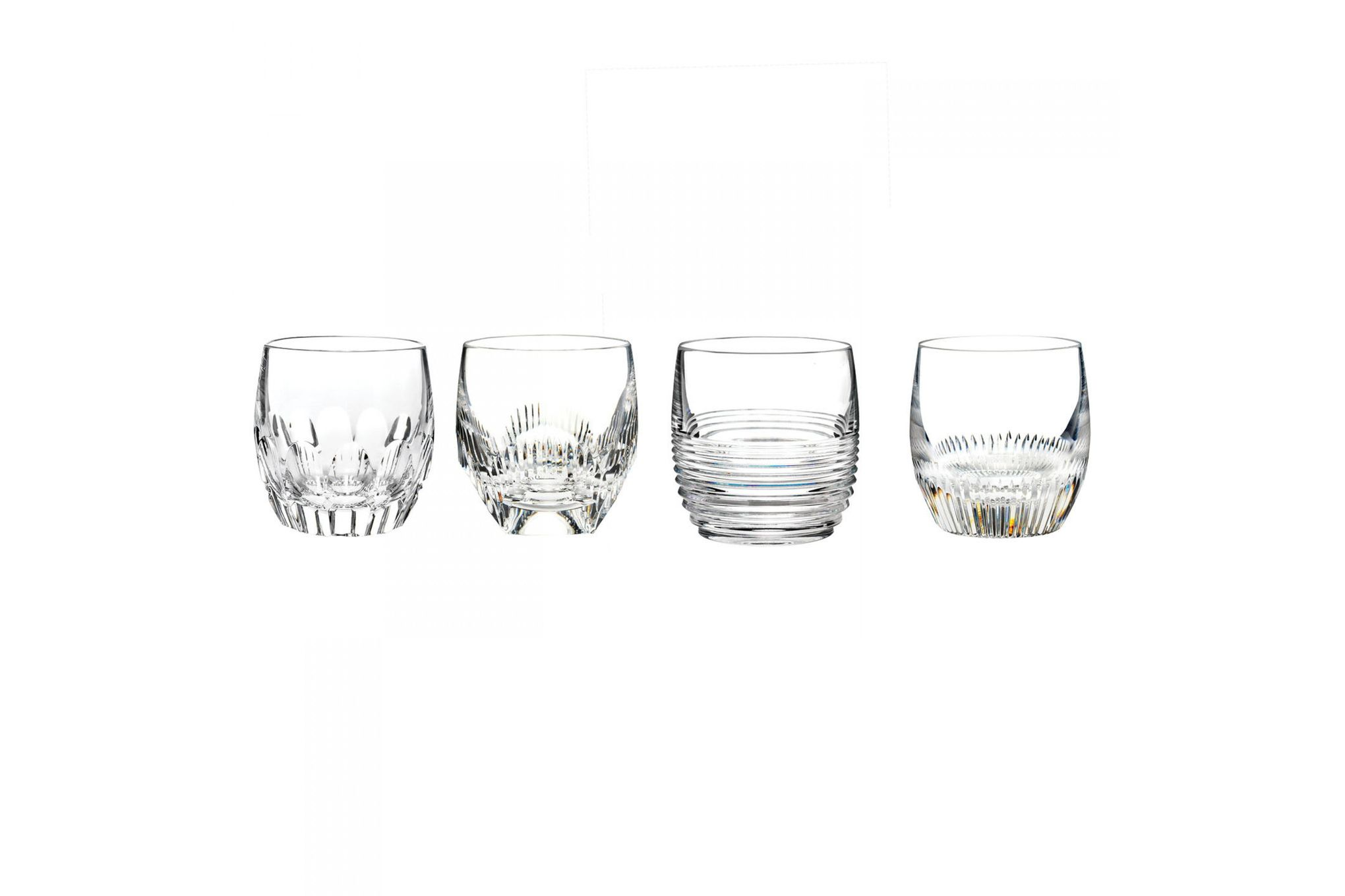 Waterford Mixology Set of 4 Tumblers Double Old Fashioned thumb 1