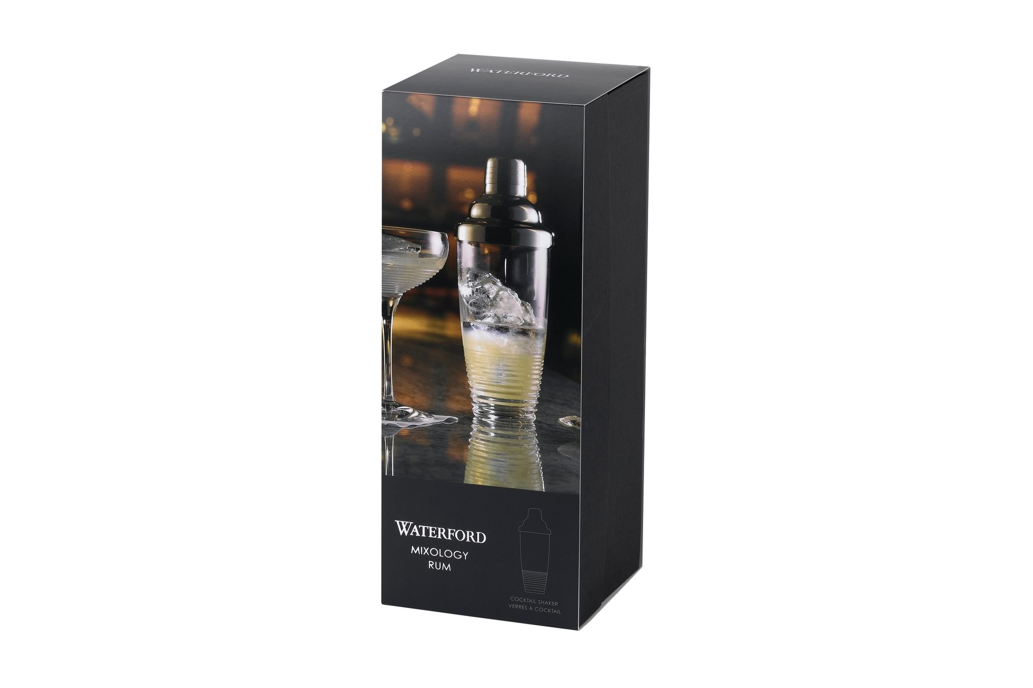 Waterford Mixology Cocktail Shaker 10 x 27cm, 750ml thumb 2