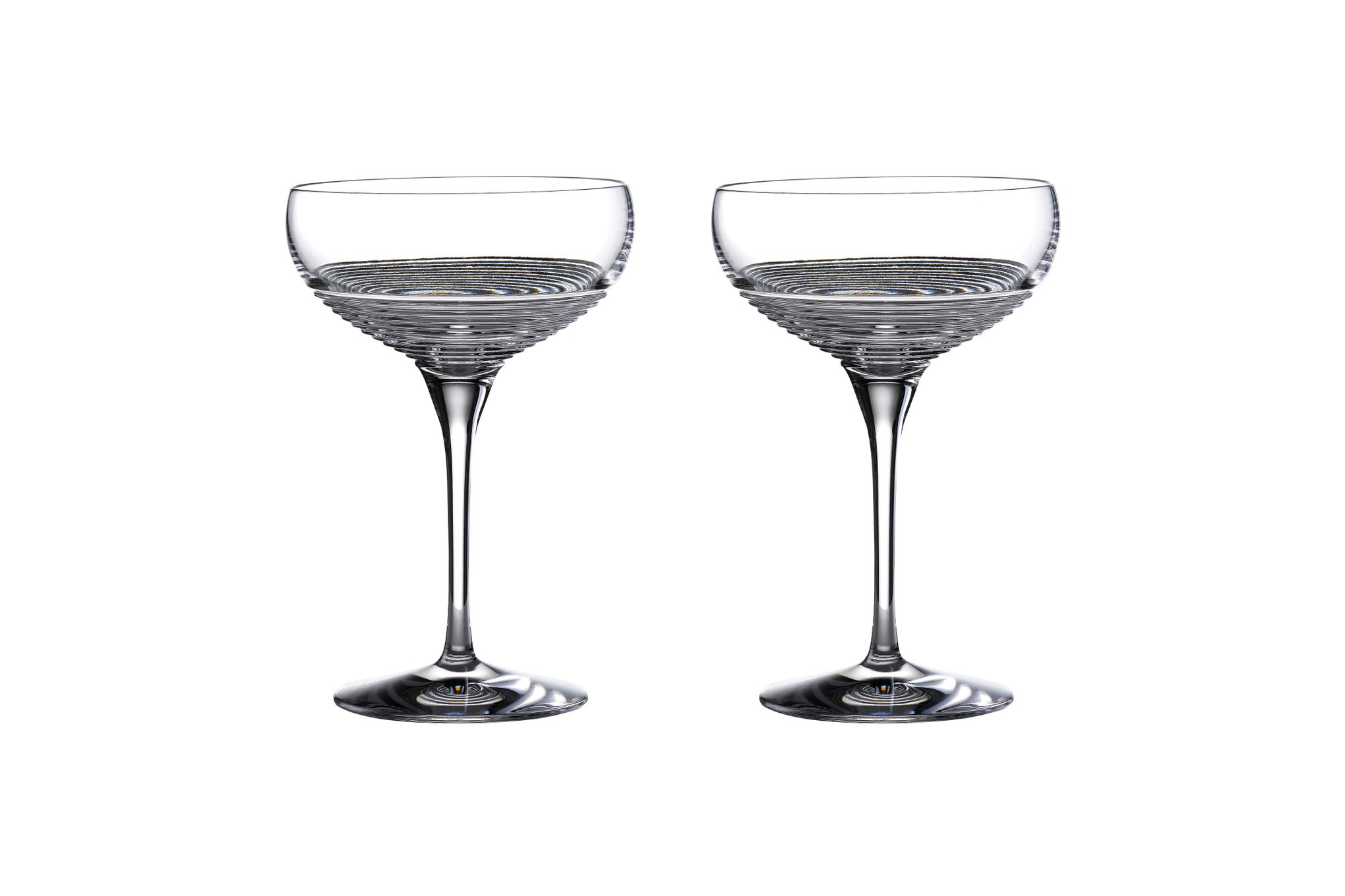 Waterford Mixology Coupe Glass - Set of 2 12.1 x 18cm, 415ml thumb 1