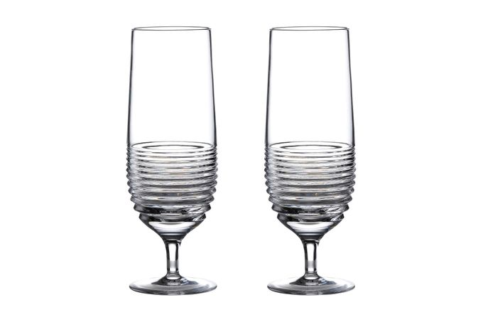 Waterford Mixology Hurricane Glass - Set of 2 7.1 x 20cm