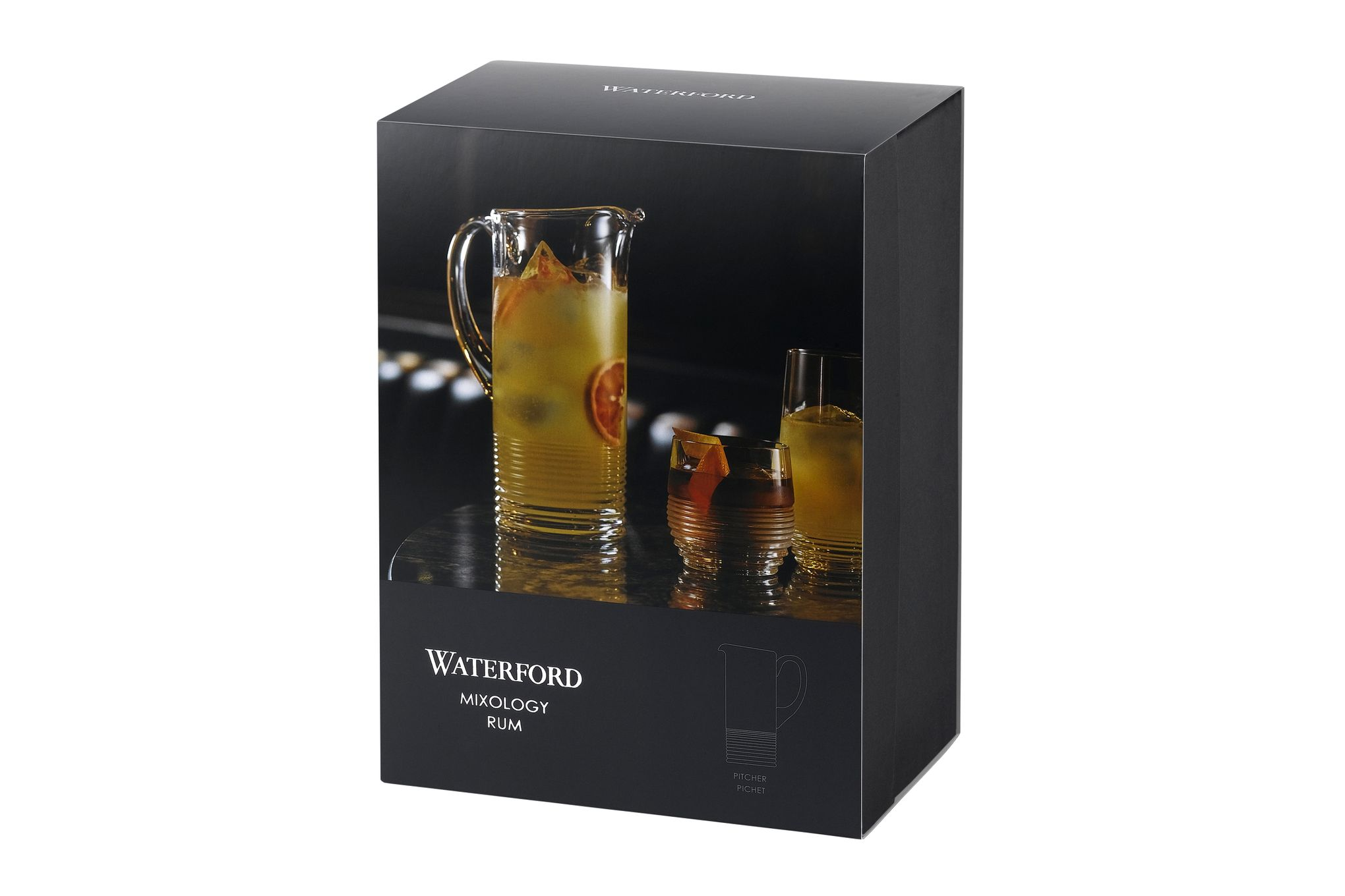 Waterford Mixology Glass Pitcher 1.2l thumb 2