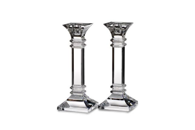 Waterford Marquis Giftware Pair of Candlesticks Treviso 20cm