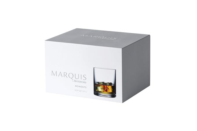 Waterford Marquis Moments Set of 4 Tumblers 390ml