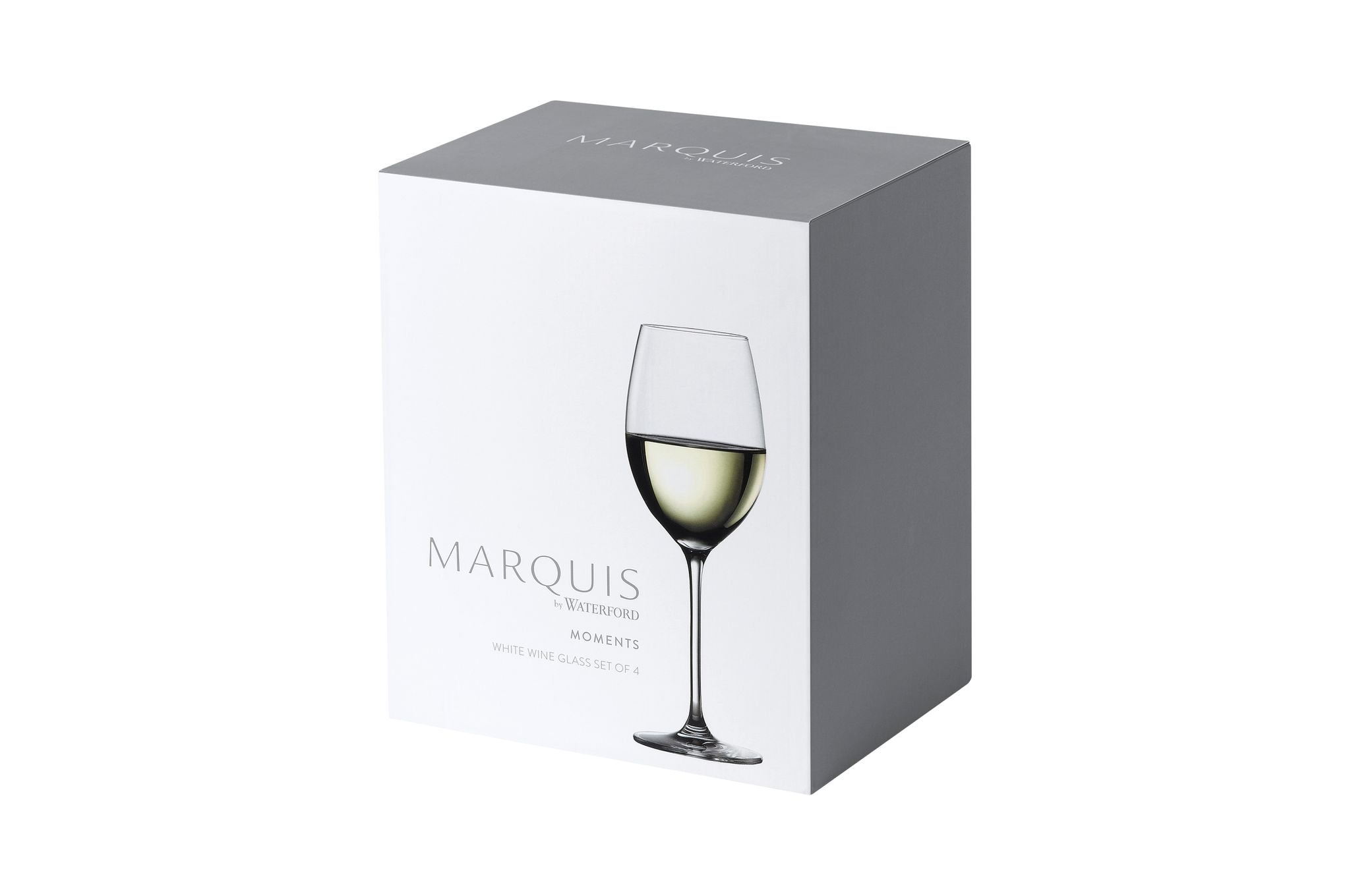 Waterford Marquis Moments Set of 4 White Wine Glasses 380ml thumb 1