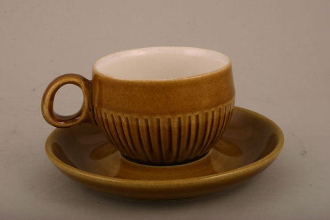 "Denby - Langley Patrician Teacup 3 1/4 x 2 3/8"""
