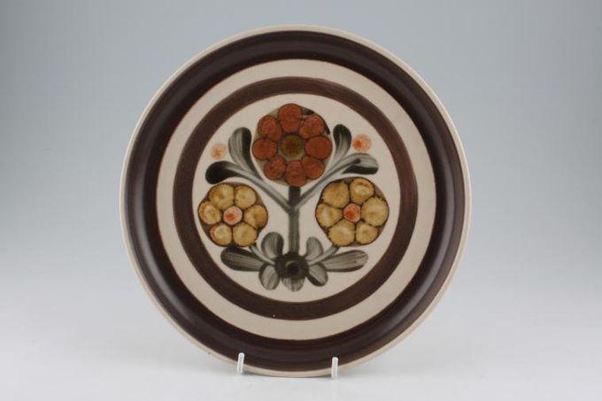 """Denby - Langley Mayflower Dinner Plate 10"""""""