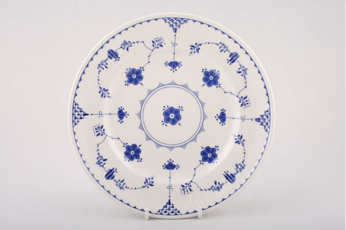Masons Denmark - Blue Breakfast / Salad / Luncheon Plate 8 7/8""