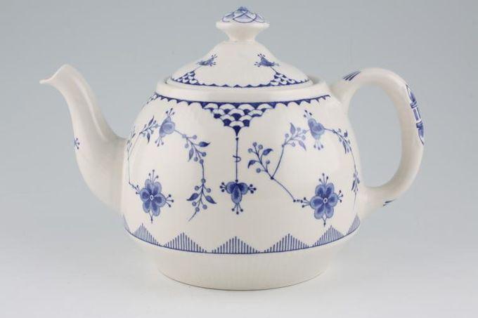Masons Denmark - Blue Teapot 2pt