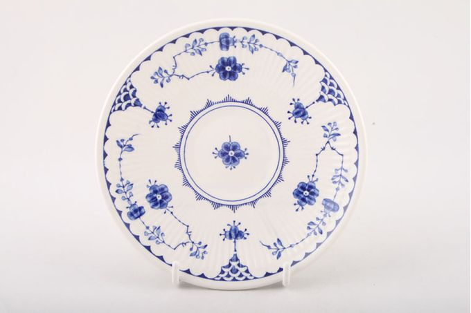 Masons Denmark - Blue Coffee Saucer 4 3/4""