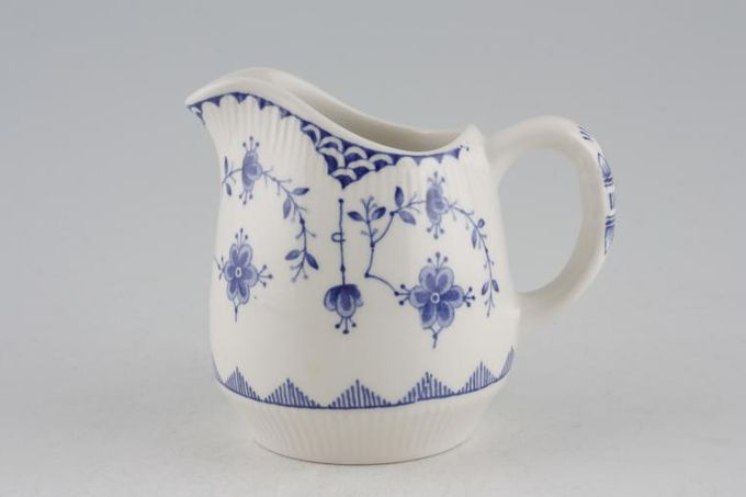 Masons Denmark - Blue Cream Jug 1/4pt