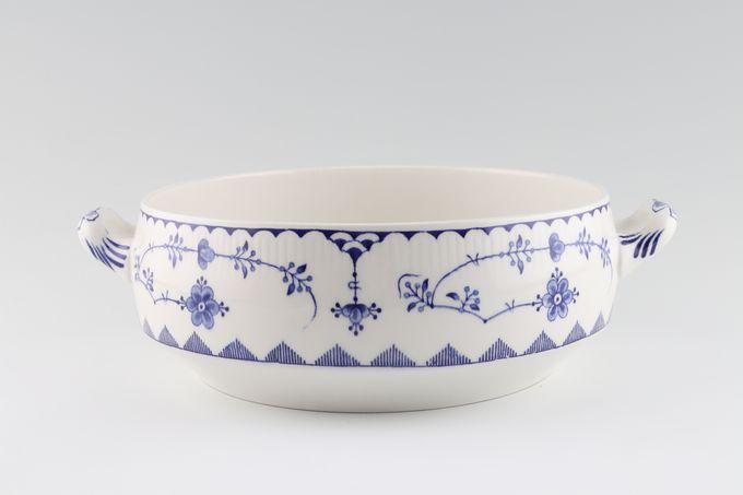 Masons Denmark - Blue Vegetable Tureen Base Only