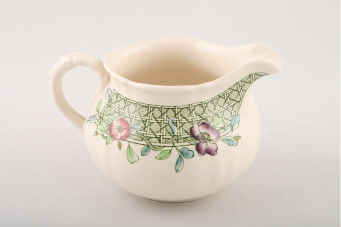 Masons English Country Garden Milk Jug 1/2pt