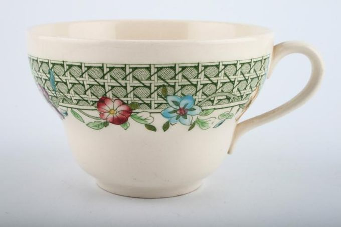 Masons English Country Garden Breakfast Cup 4 5/8 x 3""