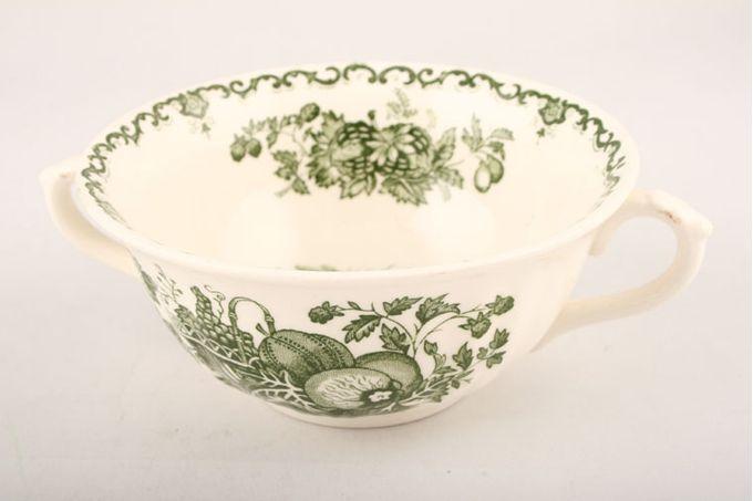 Masons Fruit Basket - Green Soup Cup