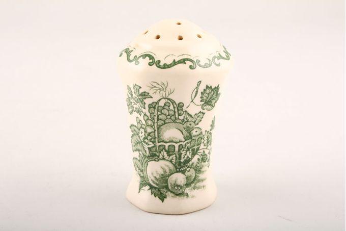 Masons Fruit Basket - Green Pepper Pot 10 holes