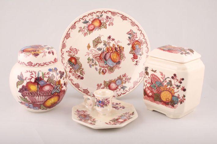 Masons Fruit Basket - Pink