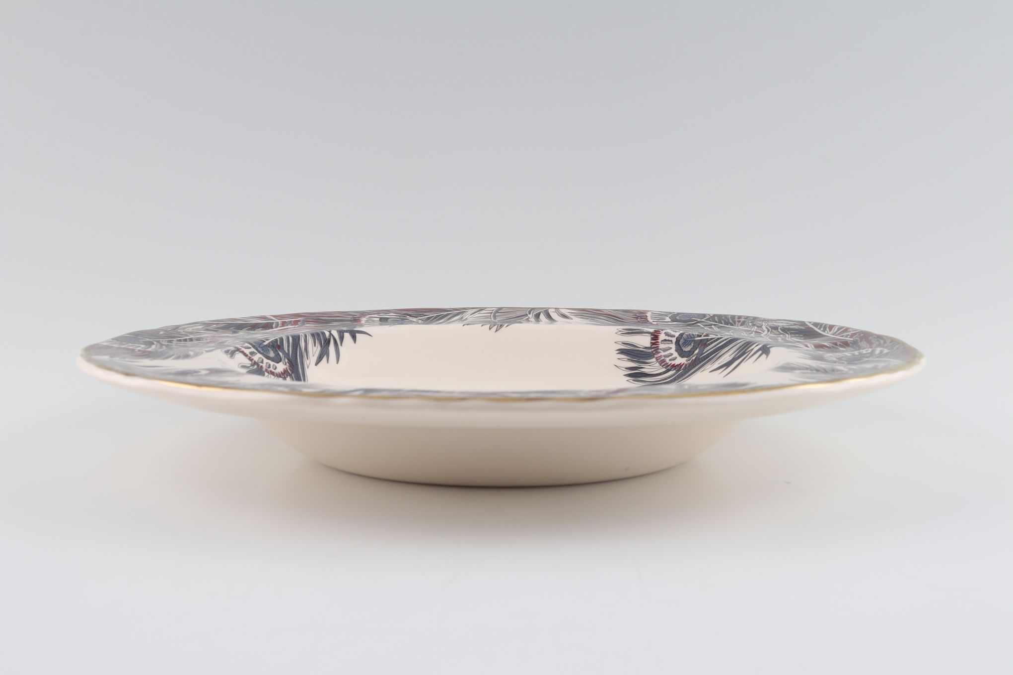 "Masons Hera Rimmed Bowl 9"" thumb 1"