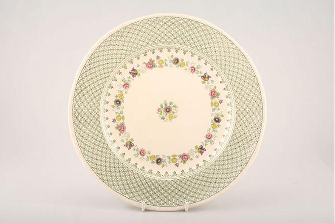 "Masons Madrigal Breakfast / Salad / Luncheon Plate 8 3/4"""