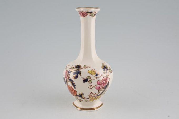 """Masons Mandalay - Blue Bud Vase 6"""""""