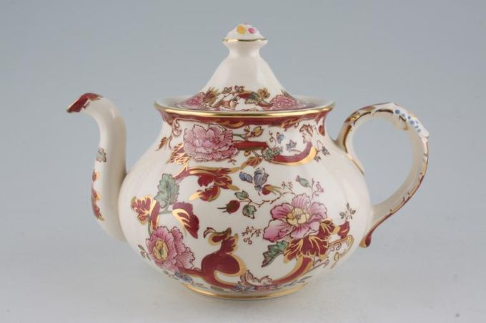 Masons Mandalay - Red Teapot 1 1/2pt