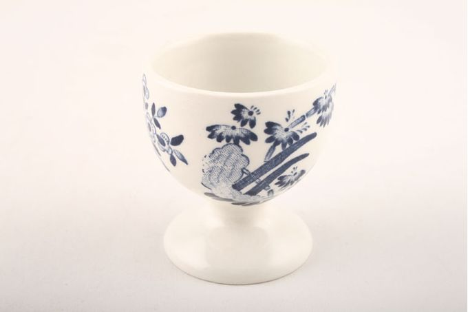 """Masons Old Chelsea - Blue Egg Cup 1 7/8 x 2 1/8"""""""