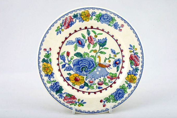 Masons Regency Breakfast / Salad / Luncheon Plate Sizes may differ slightly 8 7/8""