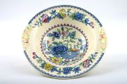 "Masons - Regency - Fruit Saucer - 6 1/2"" - Eared/Rimmed"