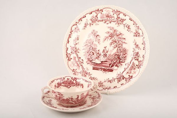 Masons Romantic - Pink
