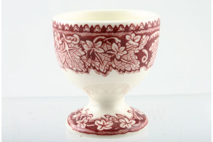 Masons Vista - Pink Egg Cup footed 2 x 2""