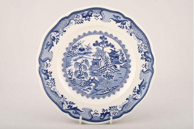 Masons Willow - Blue Tea / Side / Bread & Butter Plate 7""