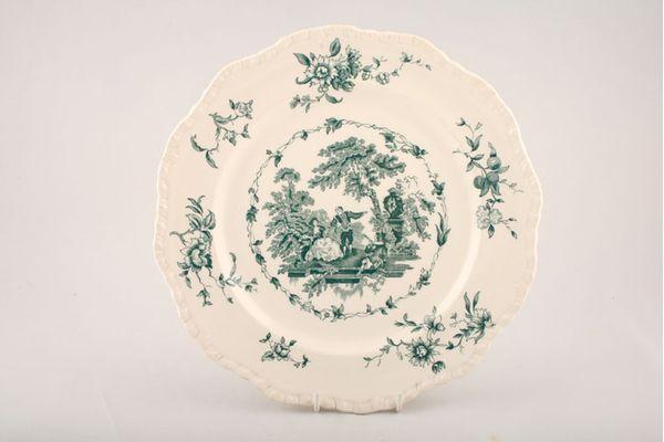 Masons Watteau - Green