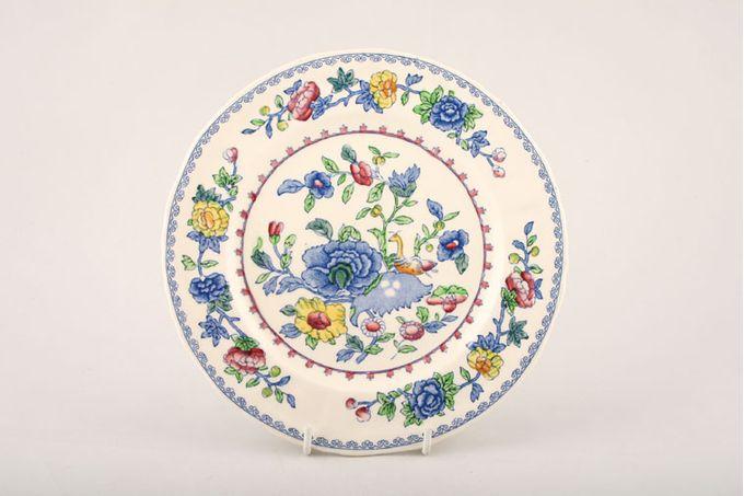 """Masons Regency - Plantation Colonial - Masons Starter / Salad / Dessert Plate 7 3/4"""""""