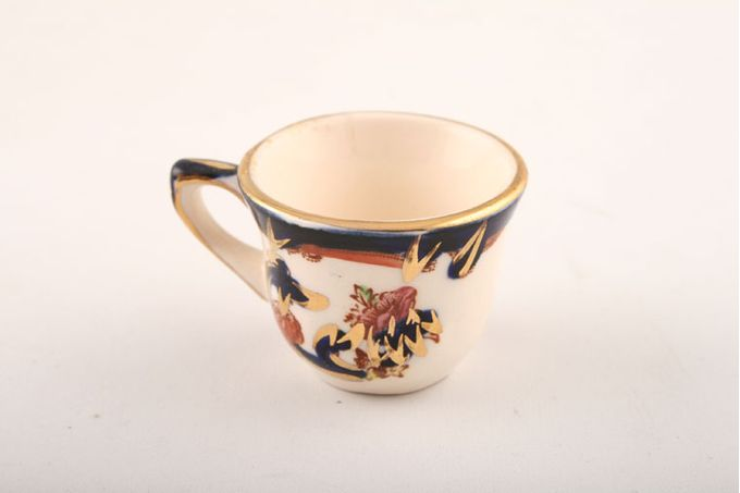 Masons Miniatures - Mandalay - Blue Teacup