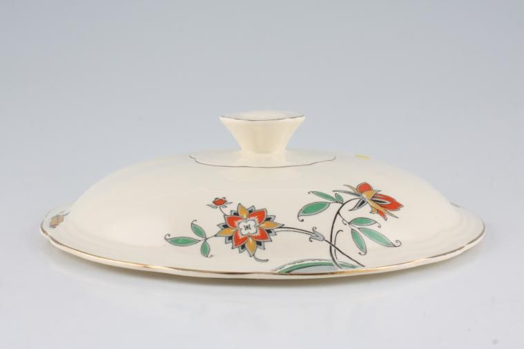 Meakin - Royal Marigold - Vegetable Tureen Lid Only