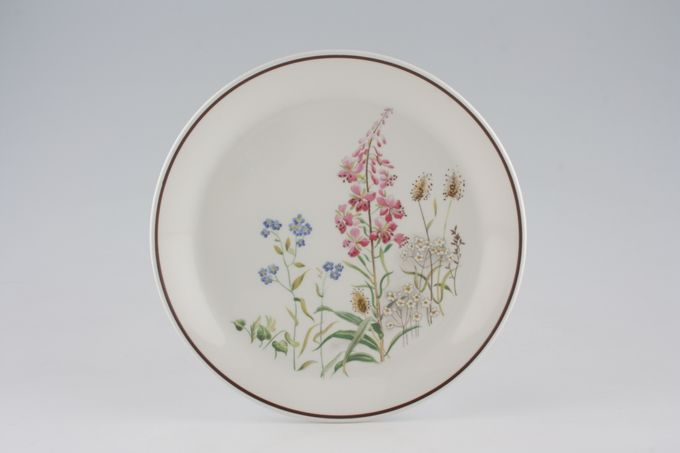 "Meakin Country Lane Breakfast / Salad / Luncheon Plate 8 3/4"""