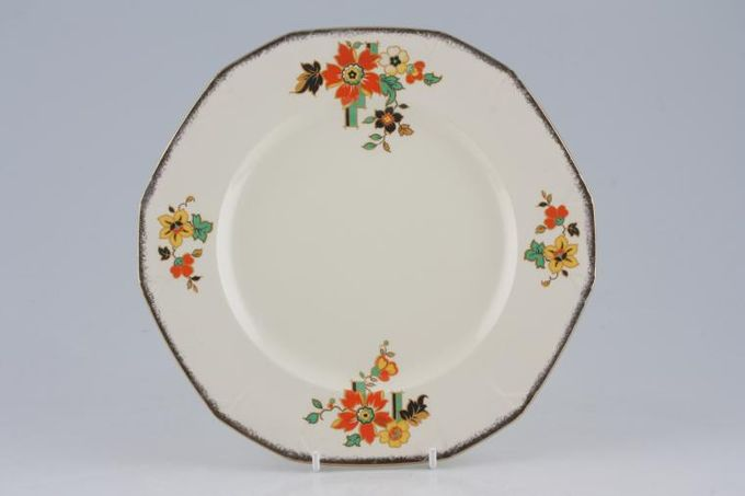 Meakin Marigold - Princess Shape Breakfast / Salad / Luncheon Plate 8 3/4""
