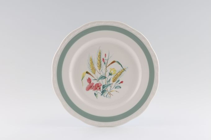 "Meakin Harvest Bouquet Starter / Salad / Dessert Plate 7 3/4"""